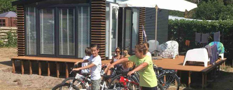 goedkoop huis huren terschelling met fietsen