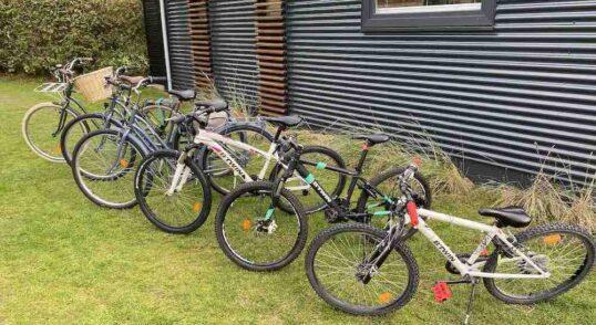 vakantiehuis huren terschelling met fietsen